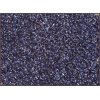Seedbead 10/0 Color Lined Navy Blue